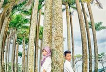 LUSY & RIO PREWEDDING AT BUMIAYU by OPUNG PHOTOGRAPHIC