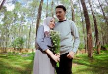 The prewedding Ricky and Furry by innocence photoworks