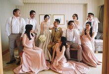 Wedding Of Ardy & Eliz by Eugene & Friends