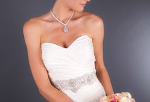Crystala Jewellery Available at Bluebell Bridal by Bluebell Bridal
