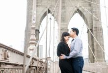 Allan & Ak Foreveryday A New York Love Story by Foreveryday Photography
