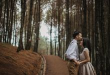 The Prewedding of Calvin & Tasha by Kimi and Smith Pictures