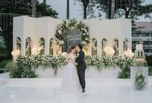 Adrian & Michelle Wedding Decoration by Valentine Wedding Decoration