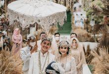 Puspita & Novan Wedding Decoration by Valentine Wedding Decoration