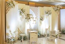 Rico & Hellen Wedding Decoration by Valentine Wedding Decoration