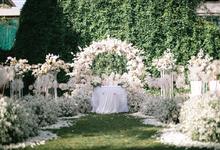Hardi & Ami Wedding Decoration by Valentine Wedding Decoration