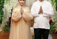 Pengajian Sally & Bayu menjelang Pernikahan by Mandeh, JHL Solitaire Hotel, Gading Serpong