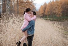 Prewedding by Yos - Felix & Caroline by Loxia Photo & Video