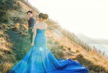 Domi & Arlyn Pre-Wedding by Everlasting Frame