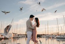 Prewedding by Dicky - Raven Melisa by Loxia Photo & Video