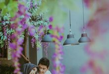 Prewedding Yusi & Dodi by Gracio Photography