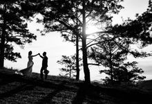 Pre Wedding Photoshoot in Vietnam by Jacob Gordon Photography