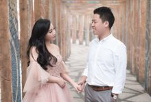 Prewedding by Gio - Jeffry Angelica by Loxia Photo & Video