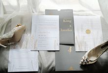 Wedding Day by Yos - King & Claudia by Loxia Photo & Video