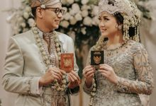WEDDING BENNY & DEVITA by MARON FOTO