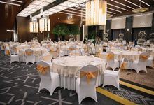 10F New Normal Wedding of  Dhilah & Denta by  Menara Mandiri by IKK Wedding (ex. Plaza Bapindo)