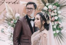 Rina Yordi Wedding Day by Chandira Wedding Organizer