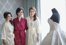 The Wedding of Rean & Caroline by lovre pictures