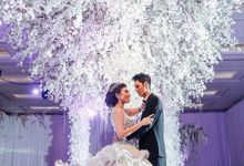 Livai & Edith Wedding by Fairmont Jakarta