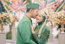 Compilation Betawi at 9th & 10th Floor Assembly Hall Menara Mandiri by  Menara Mandiri by IKK Wedding (ex. Plaza Bapindo)