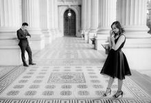 Vivi & Mike Melbourne Prewedding by Feztography