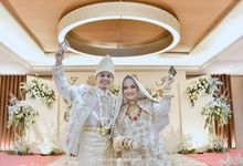 The Wedding Of Farah & Jeffi by Hiasan Hati Wedding Planner & Organizer