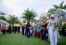 wedding outdoor  Aldin Rini by Teras56photography