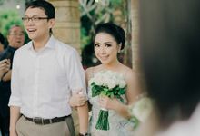 Retha & Yuris After Party by Warna Project
