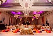 Destination wedding of Avni and Shekhar by Ambiance Indo