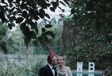 Decoration Bayu & Winda by Top Fusion Wedding