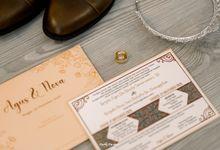 The Wedding of Nova & Dio by AKARI.PRODUCTION