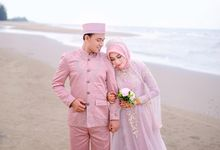 Prawedding Rusda + Oqen by SetyadiPhotography