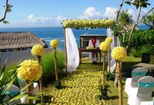 My Villa Wedding by Samabe Bali Suites & Villas