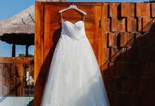 Bali Wedding Photography - Jasmine & Ricky by The Deluzion Visual Works
