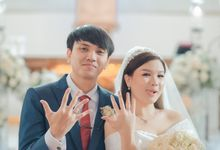 Bonifasius & Aurellia by Password Wedding Organizer