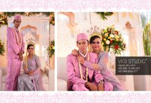 The Wedding Adella & Fadillah by VIGI STUDIO