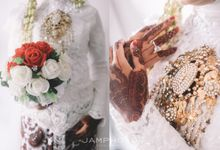 wedding from saleh & dina by JaMphotostudio