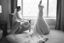 The wedding of Ferdy & Elizabeth by upper east bridesmaid