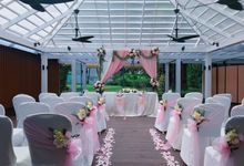 Upper Tier Solemnization by Amara Sanctuary Resort Sentosa