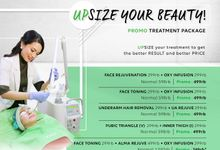 Upsize Package by ZAP Clinic
