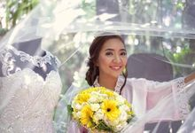 Wedding /Bridal MAKEOVER  by PROFESSIONAL HD MAKEUP BY BENJBASTE (BenyoumakeoverArtistry)