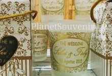 Souvenir Aneka Gelas  by Planet Souvenir