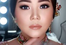 Annita Engagement by DYmakeup
