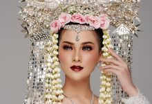 Ms. Fenny In Padang suntiang by Dita.tanmakeupartist