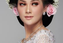 Morning look Ms. Fenny by Dita.tanmakeupartist