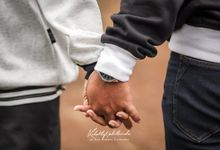 Prewedding of Surya & Silva by kolektifphotovideo