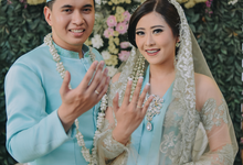 Nita & Ferry Akad Nikah 2017 by UruliaYashinta Bride