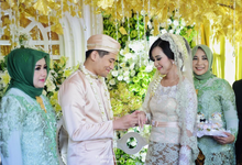 Terry & Okky Akad Nikah by UruliaYashinta Bride