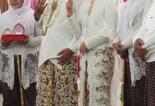 Dila & Arja Akad Nikah by UruliaYashinta Bride