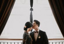 Monica & Seo Jeong Jae by Koncomoto